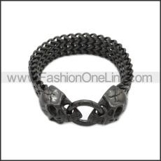 Stainless Steel Bracelet b010093H