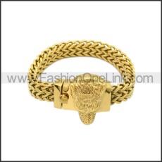 Stainless Steel Bracelet b010092G
