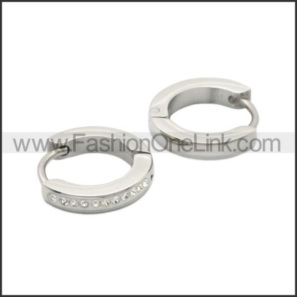 Stainless Steel Earring e002210S