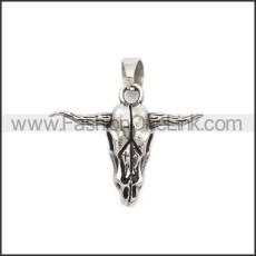 Stainless Steel Pendant p011051SA