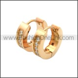 Stainless Steel Earring e002209R