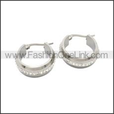 Stainless Steel Earring e002212S