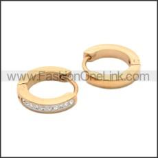 Stainless Steel Earring e002210R