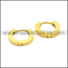 Stainless Steel Earring e002211G