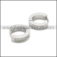Stainless Steel Earring e002209S