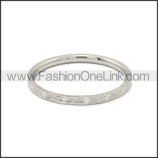 Stainless Steel Ring r008844S