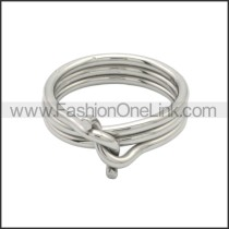 Stainless Steel Ring r008791S