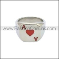 Stainless Steel Ring r008827SR