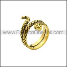 Stainless Steel Ring r008828GA2