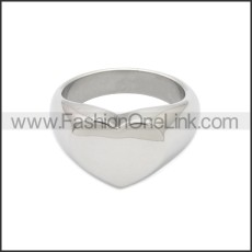 Stainless Steel Ring r008801S