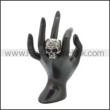 Stainless Steel Ring r008811SA