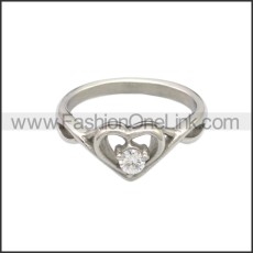 Stainless Steel Ring r008842S