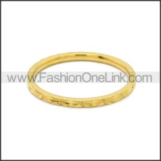 Stainless Steel Ring r008844G