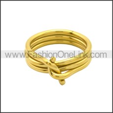 Stainless Steel Ring r008791G
