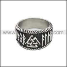 Stainless Steel Ring r008797SH