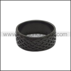 Stainless Steel Ring r008804H