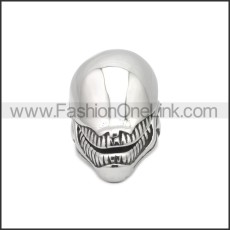 Stainless Steel Ring r008802S