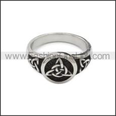 Stainless Steel Ring r008807SH