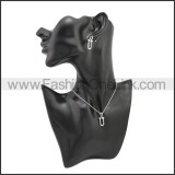 Stainless Steel Jewelry Sets s002967S