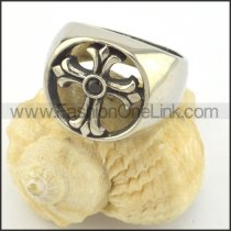 Exquisite Stainless Steel Ring r001444