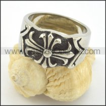Exquisite Stainless Steel Ring r001441