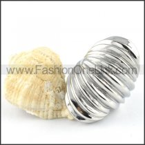 Stainless Steel Ring Stack Design Ring r000167