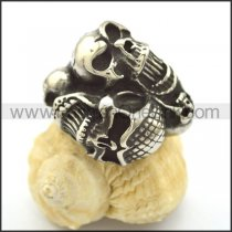 Exquisite Stainless Steel Ring r002111