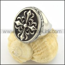 Exquisite Stainless Steel Ring r001446