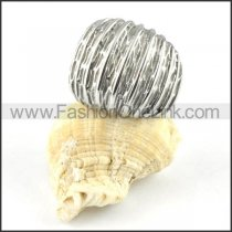 Stainless Steel Ring Stack Design Ring r000155