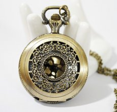 Vintage Pocket Watch Chain PW000156