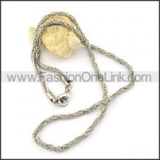 High Quality Stainless Steel  Small Chain    n000416