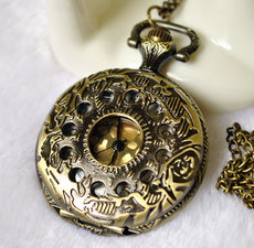 Vintage Pocket Watch Chain PW000256