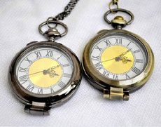 Vintage Pocket Watch Chain PW000185