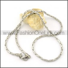 Chic Stainless Steel  Small Chain    n000413