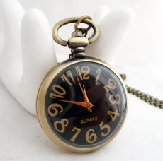 Vintage Pocket Watch Chain PW000226