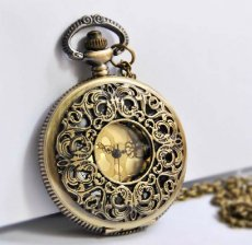 Vintage Pocket Watch Chain PW000297