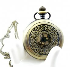 Vintage Pocket Watch Chain PW000321