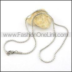 High Quality Stainless Steel  Small Chain    n000412