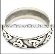 925 sterling silver viking ring for women r006100