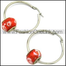 Stainless Steel Earring e001653