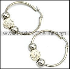 Stainless Steel Earring e001652