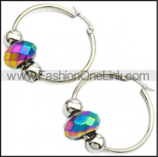 Stainless Steel Earring e001644