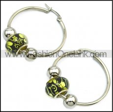 Stainless Steel Earring e001651