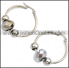 Stainless Steel Earring e001643