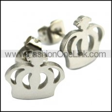 Stainless Steel Earring e002010