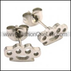 Stainless Steel Earring e002011