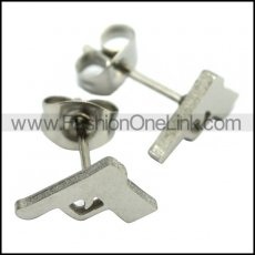 Stainless Steel Earring e002009
