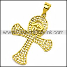Stainless Steel Pendant p010176