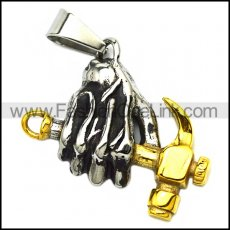 Stainless Steel Pendant p010162