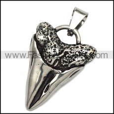 Stainless Steel Pendant p010155